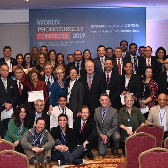 World Phonosurgery Congress