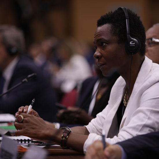 Conferencia Naciones Unidas
